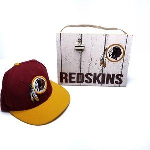 REDSKINS NFL Hat and Picture Frame Bundle
